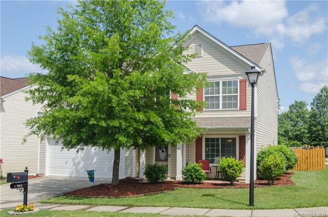 9414 Leverwood Avenue NW, Concord, NC 28027 (#3507537) :: MartinGroup Properties