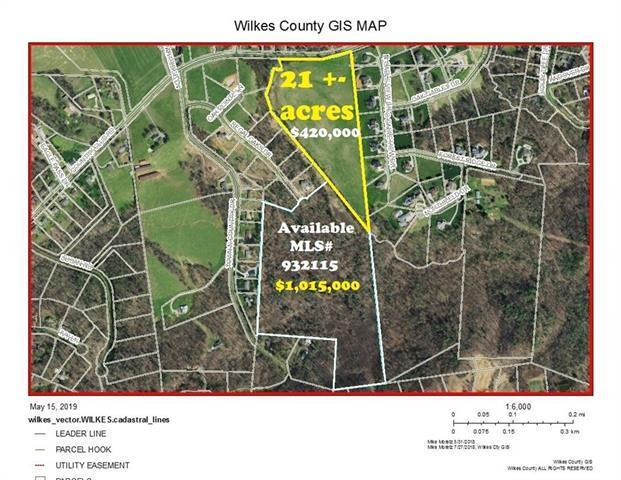 000 Country Club Road, Wilkesboro, NC 28697 (#3507651) :: DK Professionals Realty Lake Lure Inc.