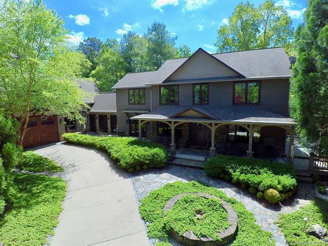 64 Trails End Road, Bryson City, NC 28713 (#3507817) :: Carver Pressley, REALTORS®