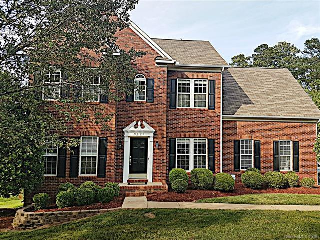 9621 Blakeney Heath Road, Charlotte, NC 28277 (#3508007) :: High Performance Real Estate Advisors