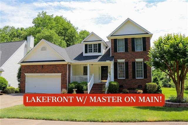 5129 Chestnut Knoll Lane, Charlotte, NC 28269 (#3508029) :: Stephen Cooley Real Estate Group