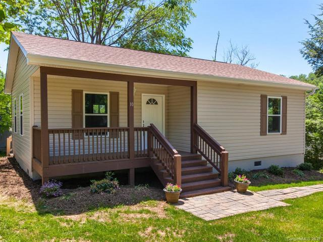 10 Dove Haven Drive, Asheville, NC 28804 (#3508285) :: The Ramsey Group