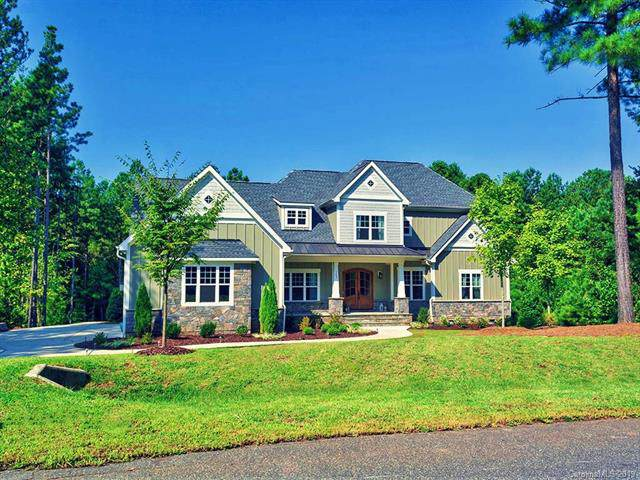 142 Emerald Creek Drive, Troutman, NC 28166 (#3508589) :: LePage Johnson Realty Group, LLC
