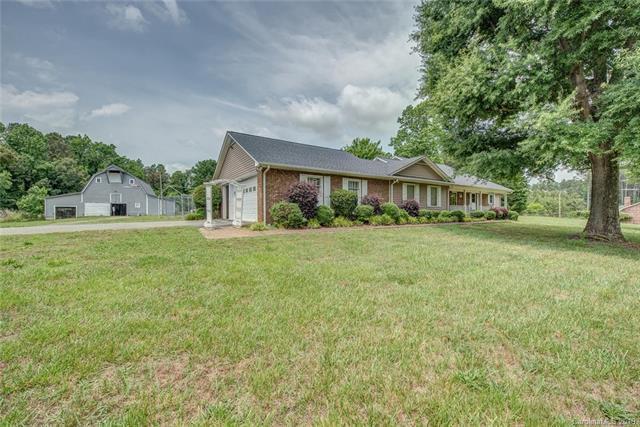 117 Bud Black Road, Crouse, NC 28033 (#3508686) :: Besecker Homes Team