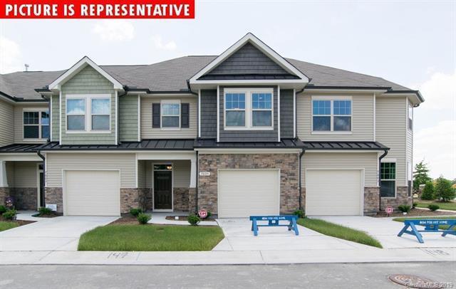 5024 Harris Woods Boulevard Lot 73, Charlotte, NC 28269 (#3508696) :: Team Honeycutt