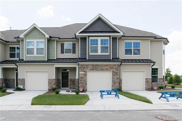 5020 Harris Woods Boulevard Lot 74, Charlotte, NC 28269 (#3508703) :: Team Honeycutt