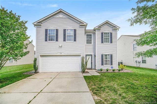 5732 Hammermill Drive, Harrisburg, NC 28075 (#3508848) :: LePage Johnson Realty Group, LLC