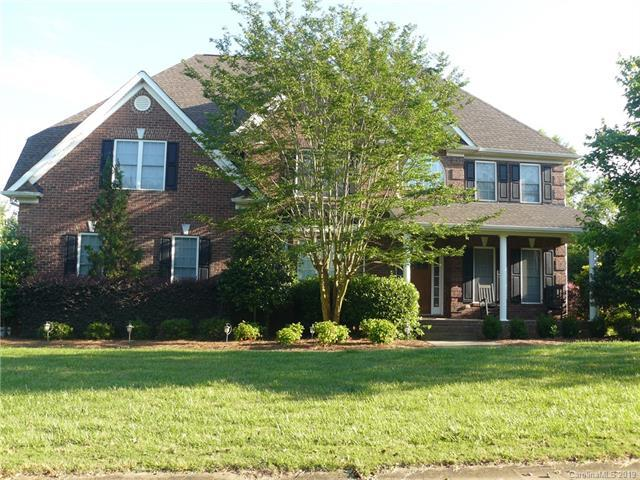 6007 Four Wood Drive, Matthews, NC 28104 (#3509263) :: High Performance Real Estate Advisors