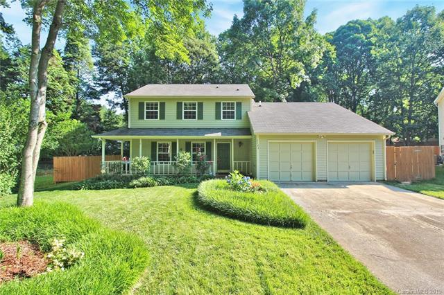 7129 Misty Morn Drive, Charlotte, NC 28215 (#3509770) :: LePage Johnson Realty Group, LLC