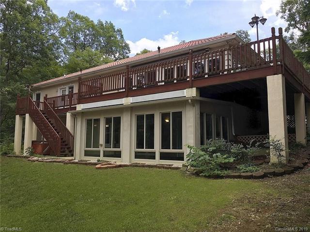 2159 Shoreline Drive, Lexington, NC 27292 (#3509784) :: High Performance Real Estate Advisors