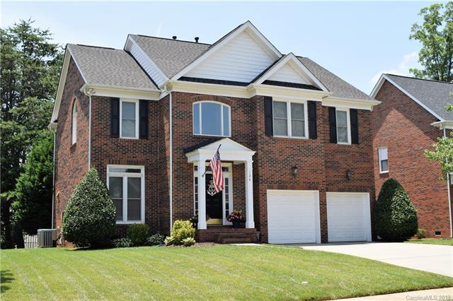 128 Oxford Drive, Mooresville, NC 28115 (#3509829) :: High Performance Real Estate Advisors