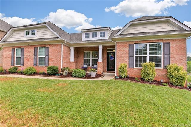 130 W Warfield Drive, Mooresville, NC 28115 (#3510266) :: High Performance Real Estate Advisors