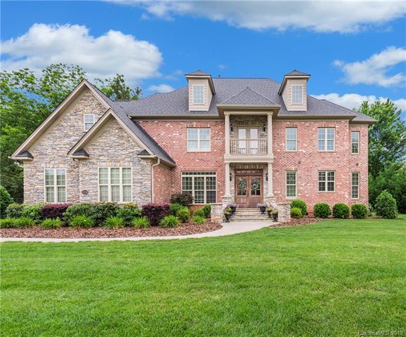 13136 Odell Heights Drive, Mint Hill, NC 28227 (#3510580) :: Rinehart Realty