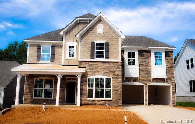 12621 Longford Crossing Place #5, Huntersville, NC 28078 (#3510835) :: Roby Realty
