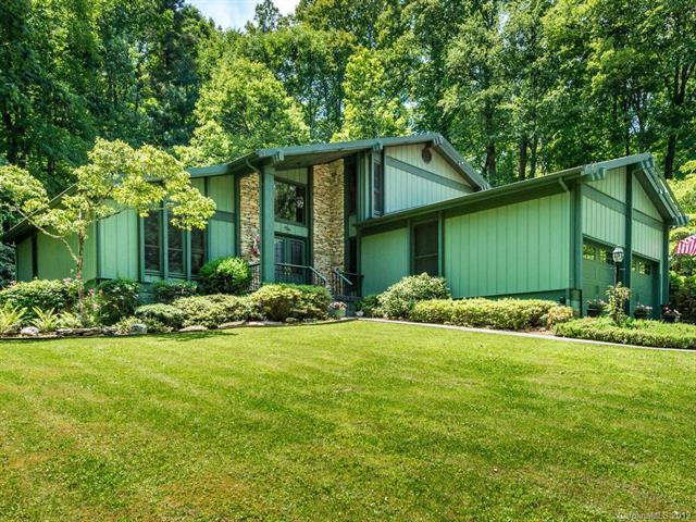 9 Chippewa Lane, Hendersonville, NC 28791 (#3510930) :: Keller Williams Professionals