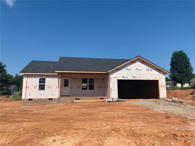 0 Green Meadows Drive #16, Taylorsville, NC 28681 (#3511152) :: Exit Realty Vistas