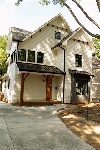 2613 Bay Street, Charlotte, NC 28205 (#3511174) :: MartinGroup Properties