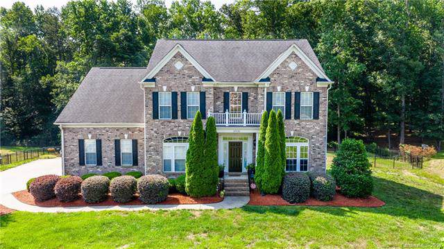 8628 Carly Lane E, Mint Hill, NC 28227 (#3511185) :: Roby Realty