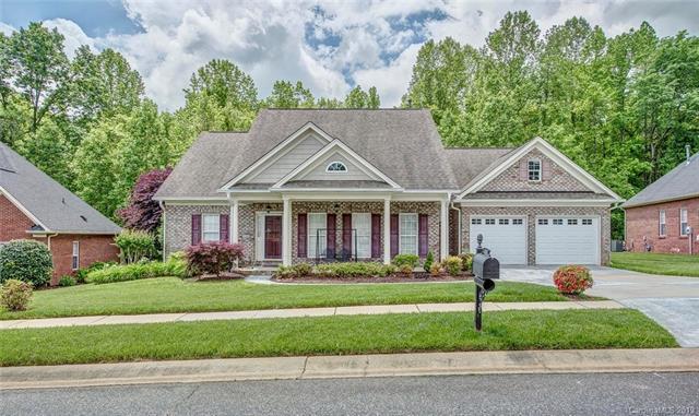 2161 Brookberry Lane, Gastonia, NC 28056 (#3511396) :: High Performance Real Estate Advisors