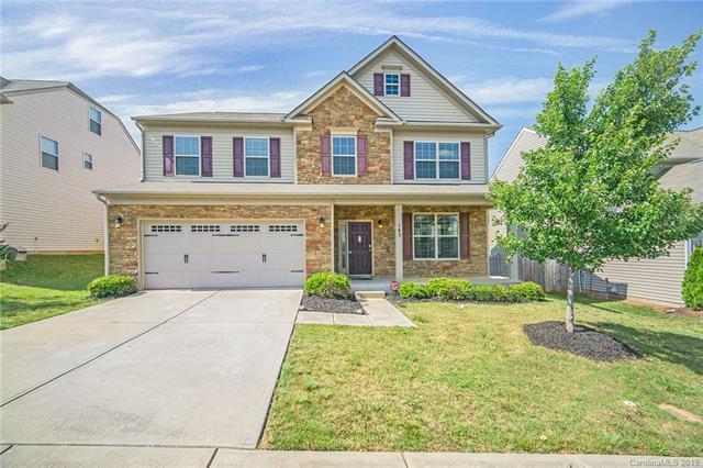 145 Saye Place, Mooresville, NC 28115 (#3511675) :: Rinehart Realty