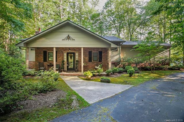 661 Sutton Creek Road, Pisgah Forest, NC 28768 (#3512095) :: Keller Williams Professionals