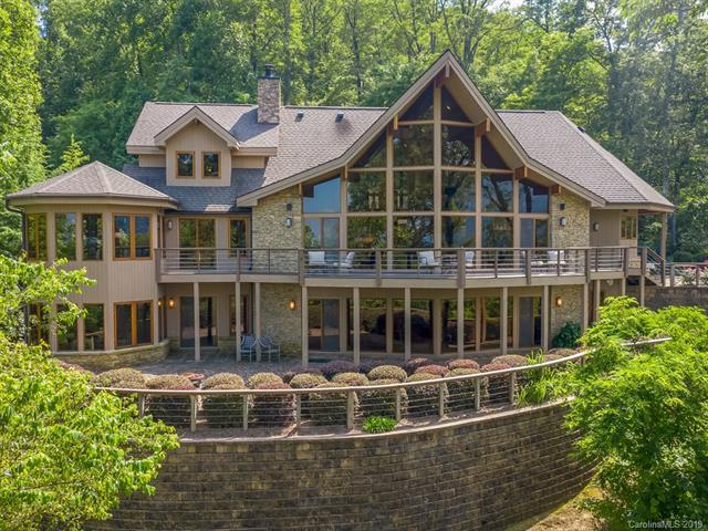 170 Clear Creek Trail, Lake Lure, NC 28746 (#3512142) :: Besecker Homes Team