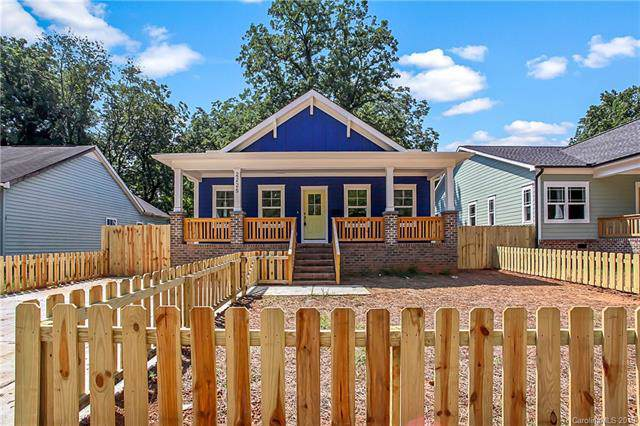2225 Booker Avenue, Charlotte, NC 28216 (#3512322) :: Besecker Homes Team
