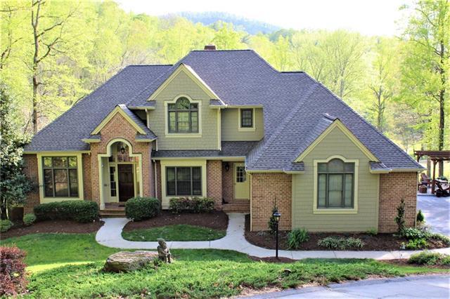 1378 Mountain Circle Drive, Lenoir, NC 28645 (#3512468) :: Washburn Real Estate