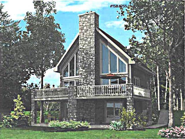Lot 2 Big Boulder Ridge, Maggie Valley, NC 28751 (#3512506) :: LePage Johnson Realty Group, LLC