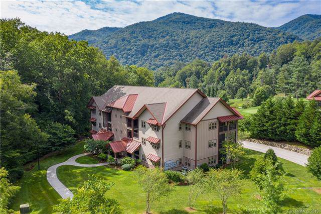1659 Country Club Drive D101, Maggie Valley, NC 28751 (#3513334) :: Charlotte Home Experts