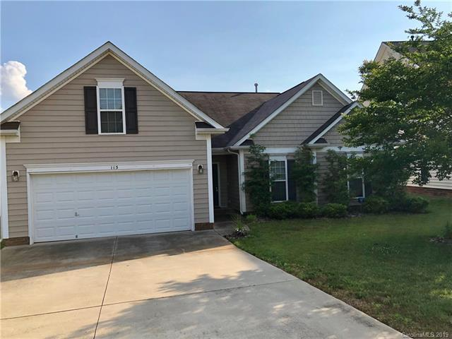 115 Louden Drive, Mooresville, NC 28115 (#3513992) :: LePage Johnson Realty Group, LLC