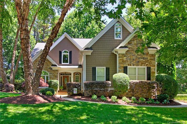 19752 Hagen Knoll Drive, Davidson, NC 28036 (#3514618) :: LePage Johnson Realty Group, LLC