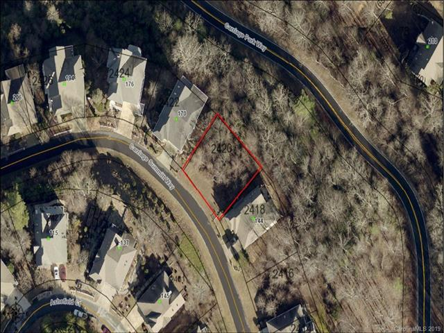 Lot 2420 Carriage Summit Way, Hendersonville, NC 28791 (#3514844) :: Bluaxis Realty