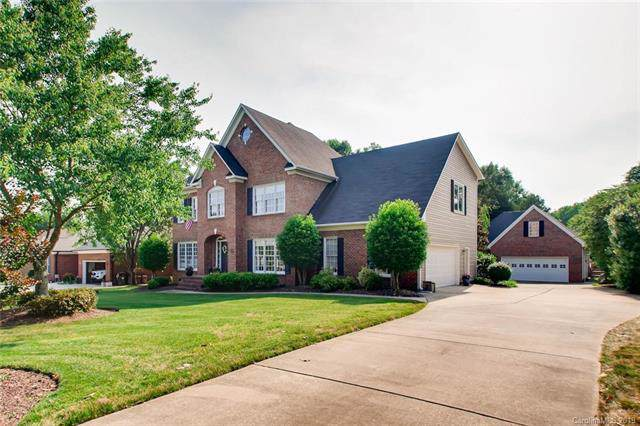 1526 12th Fairway Drive NW #13, Concord, NC 28027 (#3514917) :: High Performance Real Estate Advisors