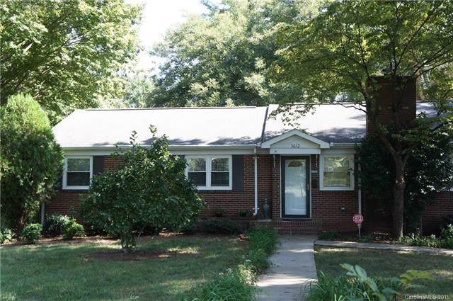5012 Churchill Drive, Charlotte, NC 28269 (#3515965) :: Robert Greene Real Estate, Inc.