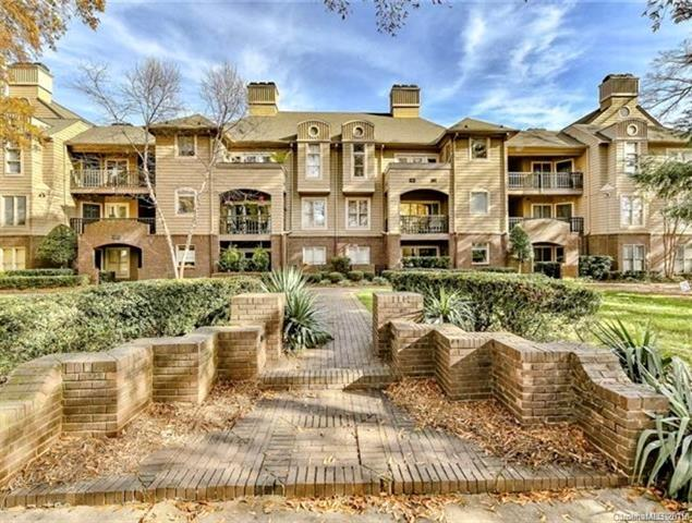 1101 Morehead Street #32, Charlotte, NC 28204 (#3517082) :: Roby Realty
