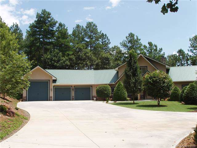 2224 W Paradise Harbor Drive, Connelly Springs, NC 28612 (#3517143) :: Roby Realty