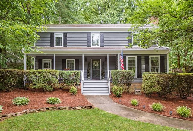 6534 Ciscayne Place, Charlotte, NC 28211 (#3518281) :: The Elite Group