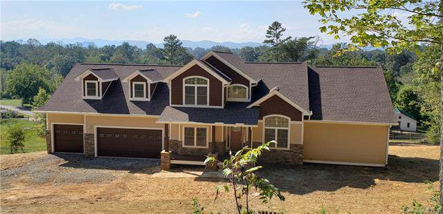 106 Saddle Ridge Drive, Alexander, NC 28701 (#3518353) :: High Performance Real Estate Advisors