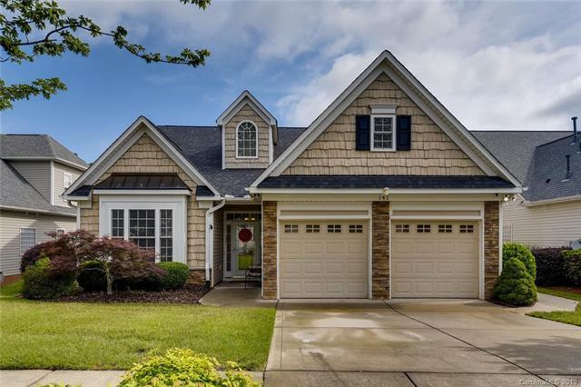 141 Wren Hill Drive, Mooresville, NC 28115 (#3518484) :: High Performance Real Estate Advisors