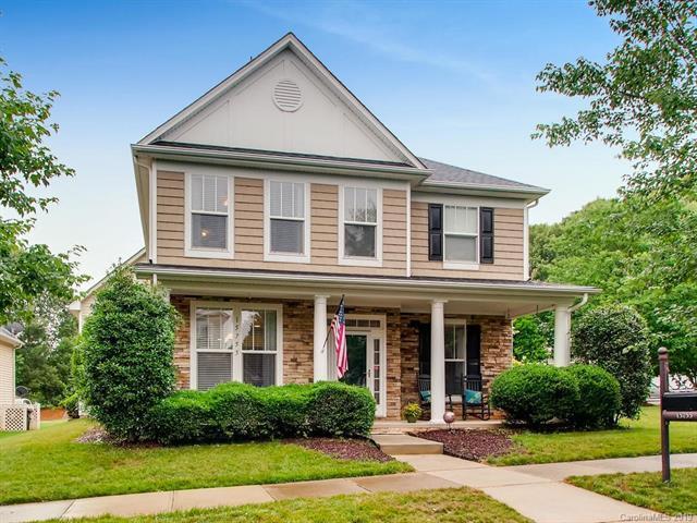 15755 Seafield Lane, Huntersville, NC 28078 (#3518605) :: LePage Johnson Realty Group, LLC