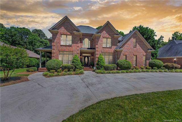 727 Hanna Woods Drive, Cramerton, NC 28032 (#3519132) :: Carlyle Properties