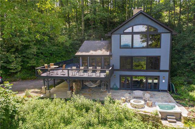 869 Ox Creek Crest Lane, Weaverville, NC 28787 (#3519278) :: Keller Williams Professionals
