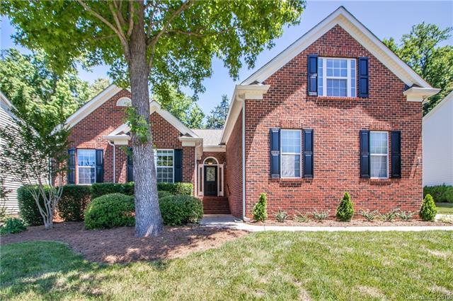 107 Forest Walk Way, Mooresville, NC 28115 (#3519322) :: The Andy Bovender Team
