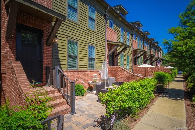 1644 Kenilworth Avenue #7, Charlotte, NC 28203 (#3519461) :: Mitchell Rudd Group