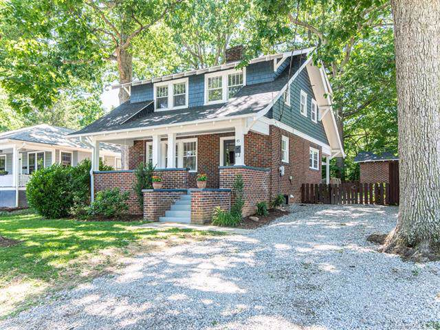 45 Trotter Place, Asheville, NC 28806 (#3519787) :: Besecker Homes Team