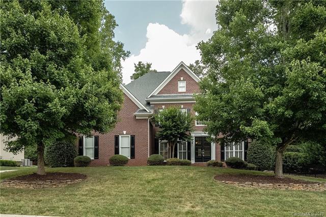 1119 Lytton Lane, Matthews, NC 28104 (#3519981) :: High Performance Real Estate Advisors
