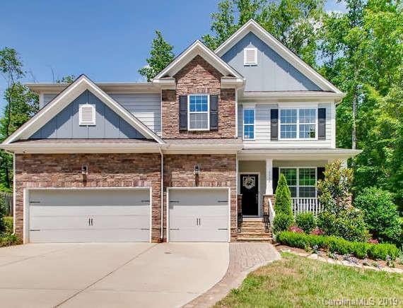 5714 Kool Springs Drive, Mint Hill, NC 28227 (#3520146) :: Odell Realty