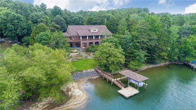 16308 Fallview Drive, Charlotte, NC 28278 (#3520195) :: Washburn Real Estate