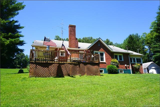 698 Old Hwy Road, Spruce Pine, NC 28777 (#3520484) :: Rinehart Realty